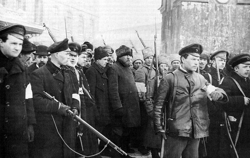 THE RUSSIAN REVOLUTION AND THE FAILURES OF CAPITALISM TODAY